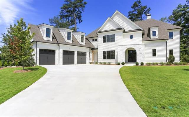 1006 Battle Creek Way, Atlanta, GA 30327 (MLS #6881429) :: North Atlanta Home Team