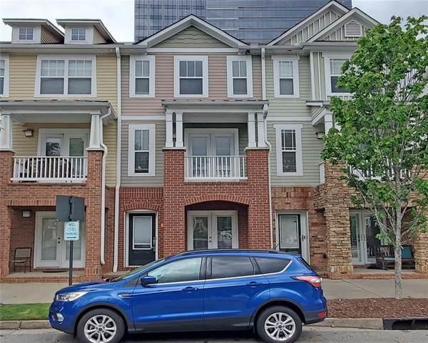 217 16TH Street NW #2, Atlanta, GA 30363 (MLS #6881430) :: AlpharettaZen Expert Home Advisors