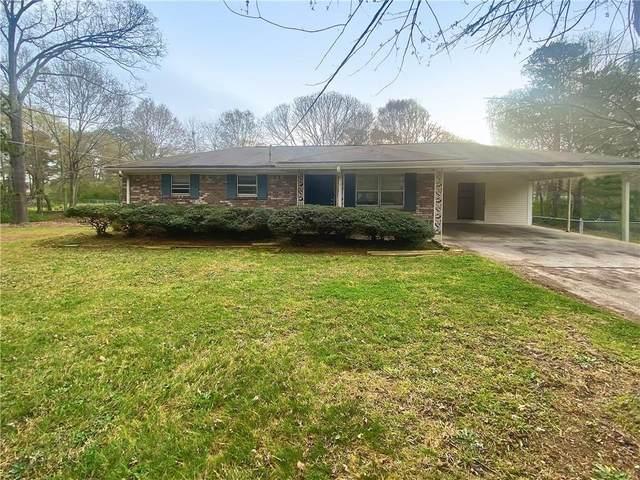 2857 Old Lost Mountain Road, Powder Springs, GA 30127 (MLS #6881435) :: North Atlanta Home Team