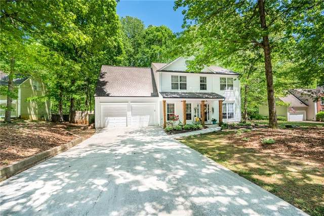 5755 Millstone Drive, Cumming, GA 30028 (MLS #6881445) :: North Atlanta Home Team