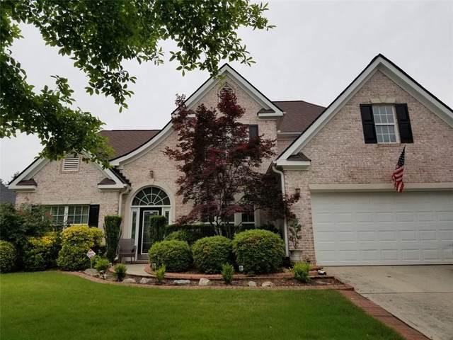 7964 Larksview Drive, Fairburn, GA 30213 (MLS #6881454) :: AlpharettaZen Expert Home Advisors