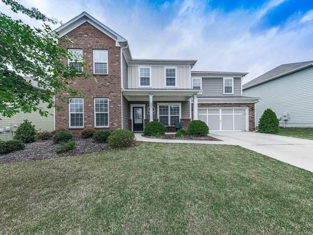 527 Spring View Drive, Woodstock, GA 30188 (MLS #6881468) :: Path & Post Real Estate