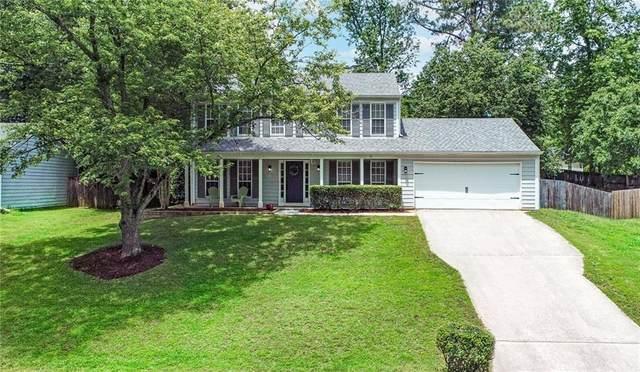 1000 Cranberry Creek, Roswell, GA 30076 (MLS #6881478) :: North Atlanta Home Team