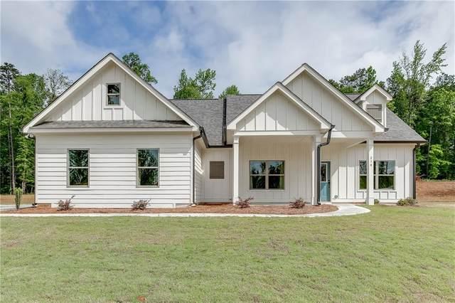 214 Oakwood Drive, Commerce, GA 30529 (MLS #6881486) :: North Atlanta Home Team