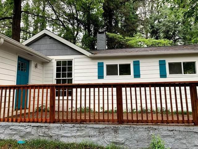 4640 Ridge Drive, Pine Lake, GA 30072 (MLS #6881507) :: RE/MAX Prestige