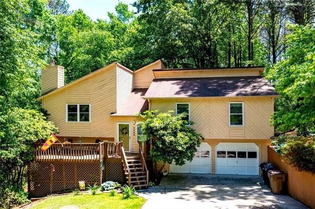 2969 Cedar Mill Drive, Acworth, GA 30102 (MLS #6881515) :: Path & Post Real Estate