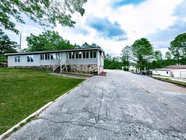 6627 Wagonwheel Drive, Acworth, GA 30102 (MLS #6881516) :: RE/MAX Paramount Properties