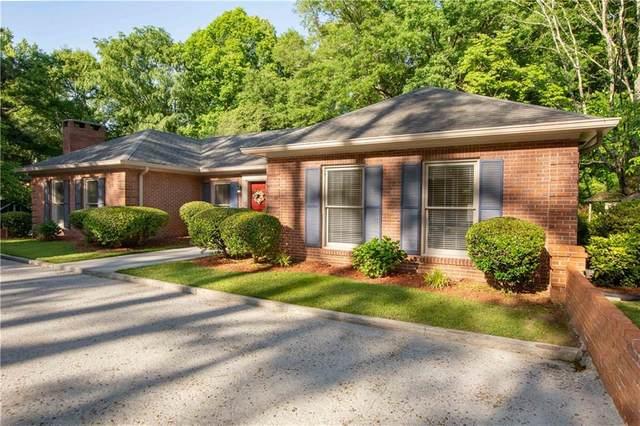 1415 Springwood Drive NW, Conyers, GA 30012 (MLS #6881524) :: North Atlanta Home Team