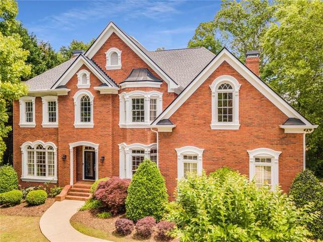 7440 Craigleith Drive, Duluth, GA 30097 (MLS #6881533) :: The Kroupa Team | Berkshire Hathaway HomeServices Georgia Properties
