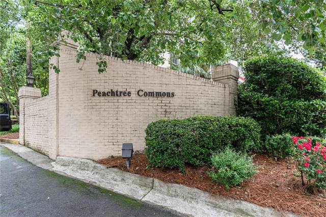 2230 Peachtree Road NW B4, Atlanta, GA 30309 (MLS #6881548) :: Rock River Realty