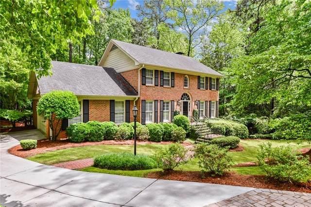 3001 Farmington Drive SE, Atlanta, GA 30339 (MLS #6881555) :: RE/MAX Prestige