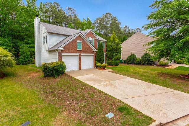 132 Santa Anita Trail, Woodstock, GA 30189 (MLS #6881564) :: The Heyl Group at Keller Williams