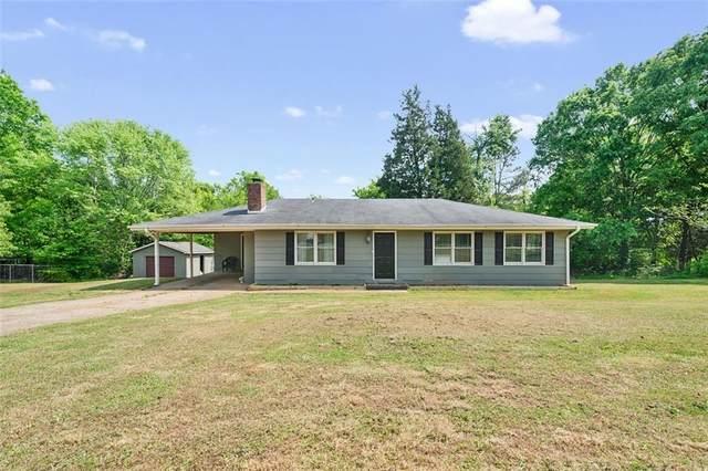 24 Thrasher Road SW, Cartersville, GA 30120 (MLS #6881571) :: The Gurley Team