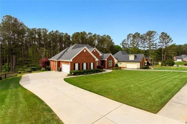 7528 Greens Mill Drive, Loganville, GA 30052 (MLS #6881574) :: North Atlanta Home Team