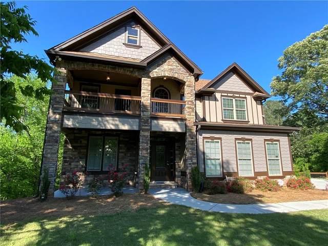 809 Brookside Drive, Winder, GA 30680 (MLS #6881576) :: North Atlanta Home Team