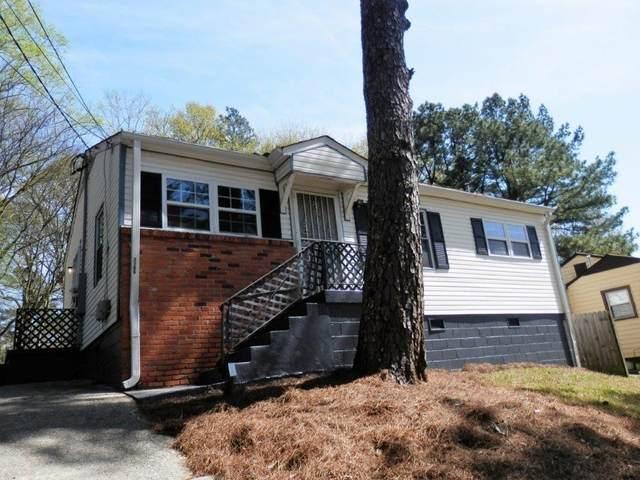 2166 Lang Drive SW, Atlanta, GA 30315 (MLS #6881593) :: Dillard and Company Realty Group