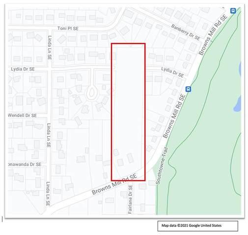 2545 Browns Mill Road SE, Atlanta, GA 30354 (MLS #6881607) :: Oliver & Associates Realty