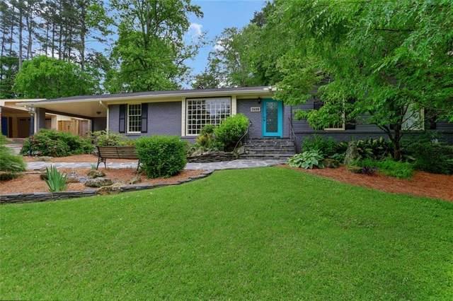 2499 Echo Drive NE, Atlanta, GA 30345 (MLS #6881630) :: The Kroupa Team | Berkshire Hathaway HomeServices Georgia Properties