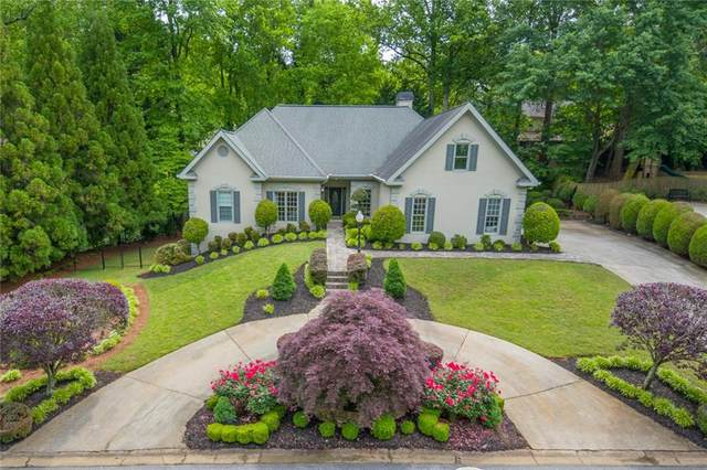 457 Summit Club Drive, Marietta, GA 30068 (MLS #6881638) :: Path & Post Real Estate