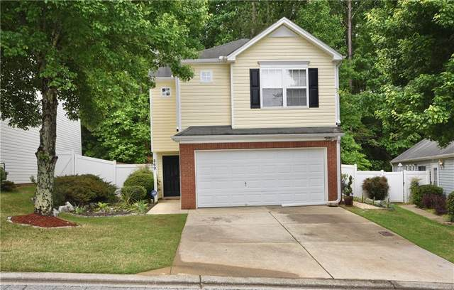 269 Silver Ridge Drive, Dallas, GA 30157 (MLS #6881643) :: RE/MAX Prestige