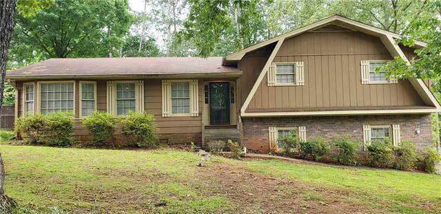 2511 Due West Circle NW, Kennesaw, GA 30152 (MLS #6881655) :: Path & Post Real Estate