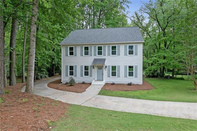 465 Summerfield Drive, Alpharetta, GA 30022 (MLS #6881682) :: Thomas Ramon Realty