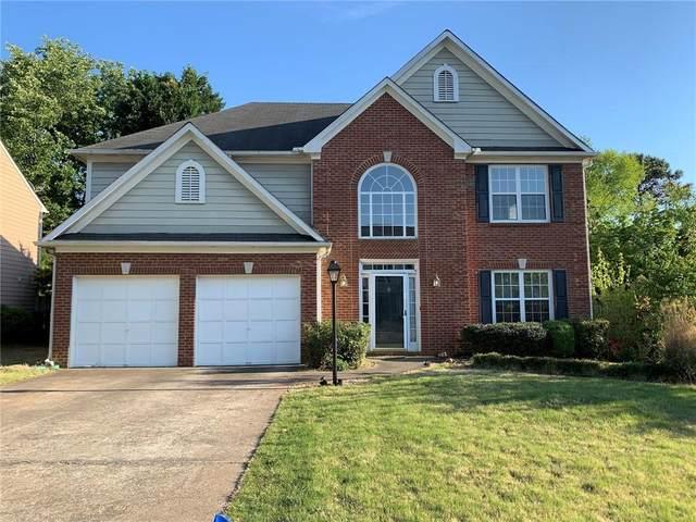 1348 Woodcutt Place, Marietta, GA 30062 (MLS #6881689) :: Path & Post Real Estate