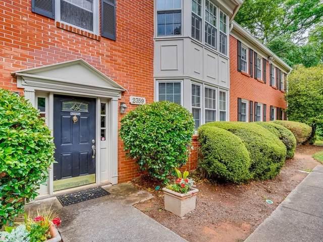 2359 Henderson Mill Road NE #2, Atlanta, GA 30345 (MLS #6881701) :: The Kroupa Team | Berkshire Hathaway HomeServices Georgia Properties