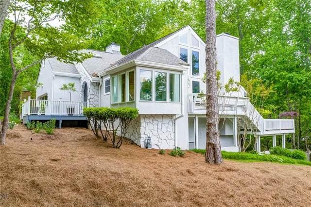 4518 Club House Drive, Marietta, GA 30066 (MLS #6881708) :: Path & Post Real Estate