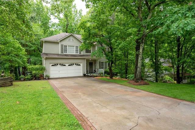 2040 Arbor Forest Drive SW, Marietta, GA 30064 (MLS #6881725) :: North Atlanta Home Team