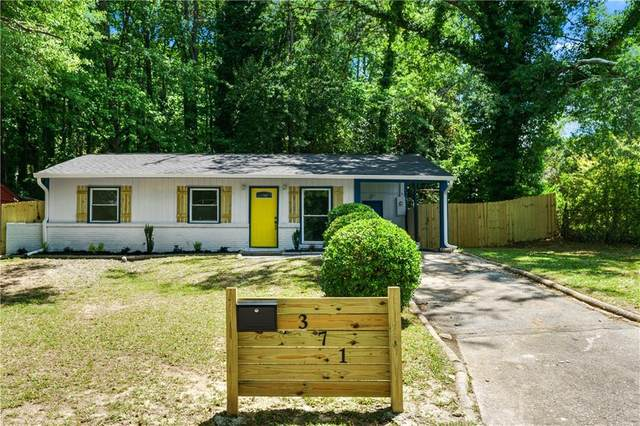 371 Santa Lucia Terrace NW, Atlanta, GA 30318 (MLS #6881738) :: Thomas Ramon Realty