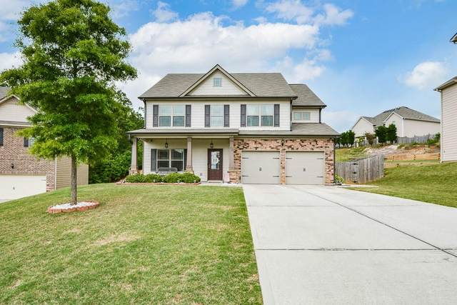 60 Denton Court, Acworth, GA 30101 (MLS #6881747) :: RE/MAX Prestige
