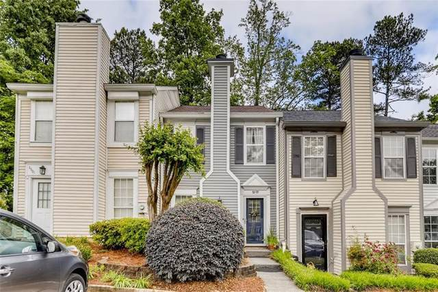 6599 Wellington Square, Norcross, GA 30093 (MLS #6881752) :: RE/MAX Prestige