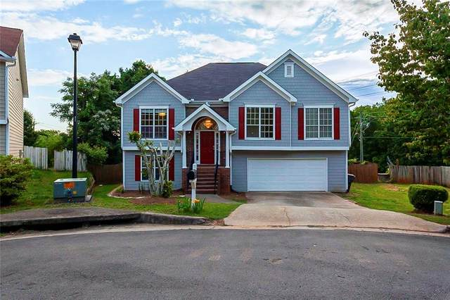 55 Chimney Walk Court, Suwanee, GA 30024 (MLS #6881764) :: RE/MAX Prestige