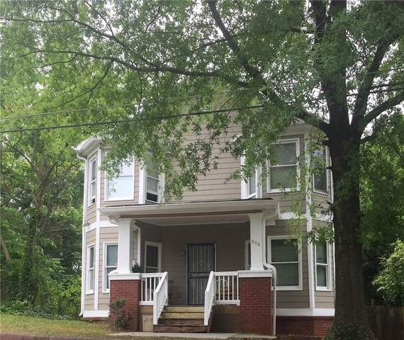 898 Drummond Street SW, Atlanta, GA 30314 (MLS #6881769) :: North Atlanta Home Team