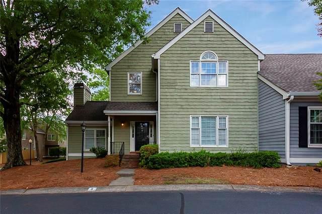 8 Vernon Glen Court, Atlanta, GA 30338 (MLS #6881777) :: RE/MAX Prestige