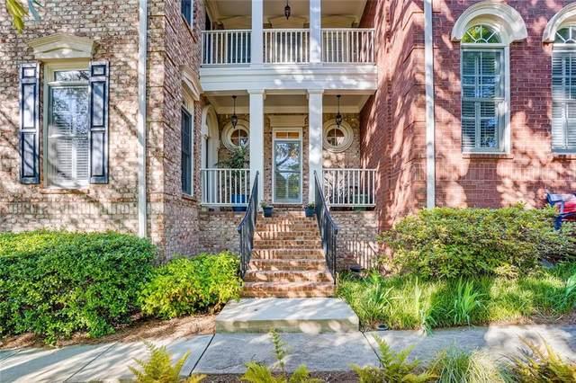 1282 Village Terrace Court, Dunwoody, GA 30338 (MLS #6881778) :: North Atlanta Home Team