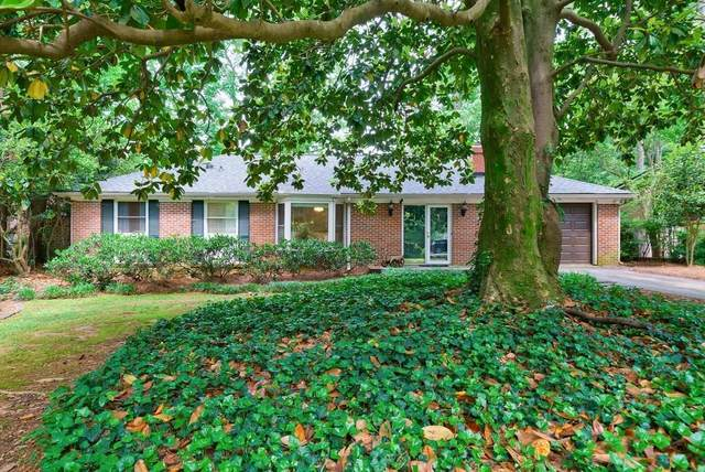 3619 Woodstream Circle NE, Brookhaven, GA 30319 (MLS #6881785) :: North Atlanta Home Team