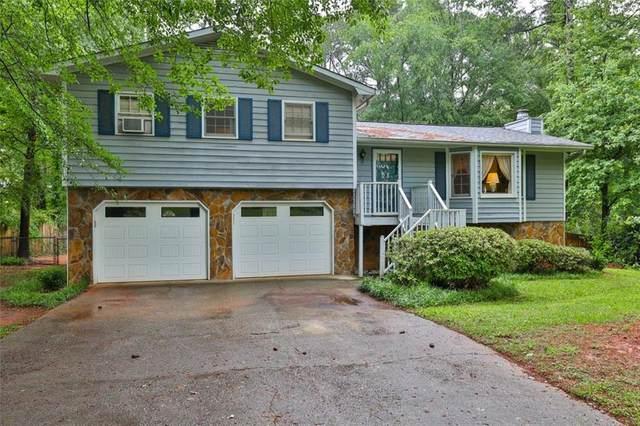 5285 Cobblestone Way NW, Lilburn, GA 30047 (MLS #6881793) :: North Atlanta Home Team
