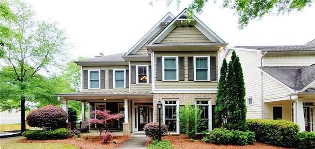 680 Village Crest Drive, Suwanee, GA 30024 (MLS #6881801) :: North Atlanta Home Team