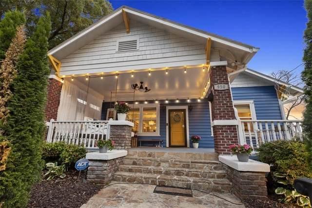 950 Beecher Street SW, Atlanta, GA 30310 (MLS #6881806) :: North Atlanta Home Team
