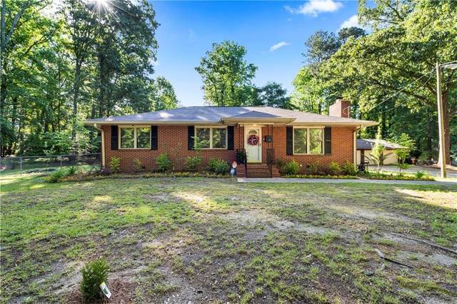 6480 Gordon Street, Lithia Springs, GA 30122 (MLS #6881817) :: The Gurley Team