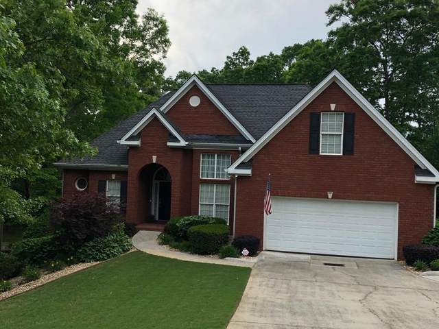 3423 Osceola Trail, Gainesville, GA 30506 (MLS #6881831) :: The Cowan Connection Team