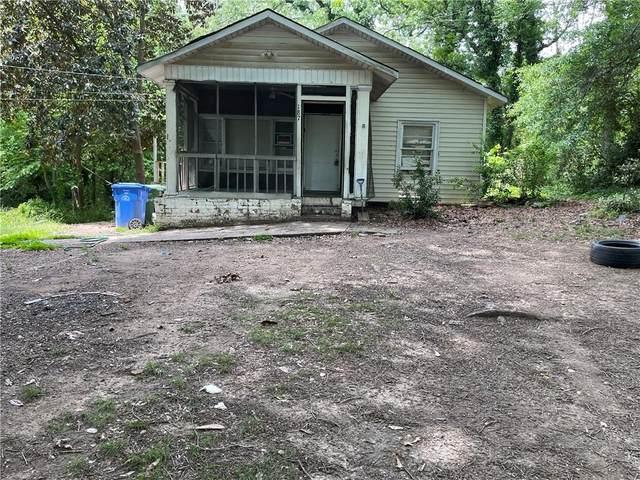 187 Howell Drive SW, Atlanta, GA 30331 (MLS #6881859) :: Keller Williams Realty Cityside