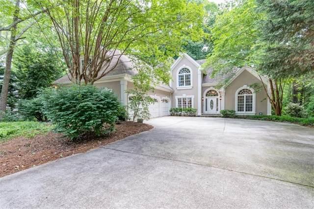 1705 Laurel Creek Drive, Lawrenceville, GA 30043 (MLS #6881860) :: North Atlanta Home Team
