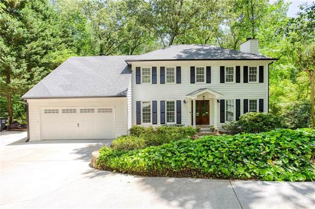 4336 Fox Creek Drive, Marietta, GA 30062 (MLS #6881864) :: The Kroupa Team | Berkshire Hathaway HomeServices Georgia Properties