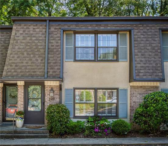 249 Triumph Drive NW, Atlanta, GA 30327 (MLS #6881874) :: The Kroupa Team | Berkshire Hathaway HomeServices Georgia Properties