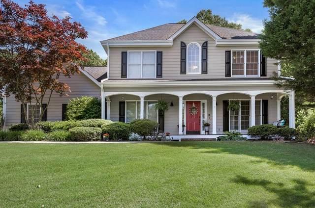 5923 Terrace Lake Point, Flowery Branch, GA 30542 (MLS #6881876) :: North Atlanta Home Team
