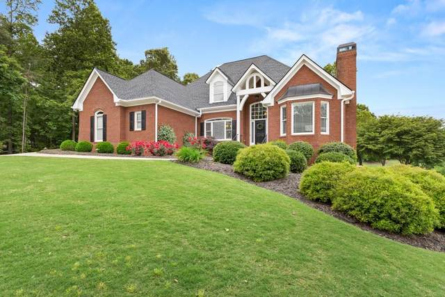 4577 Knightsbridge Road, Flowery Branch, GA 30542 (MLS #6881885) :: North Atlanta Home Team