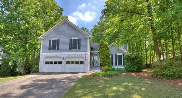 2205 Trilleck Drive NW, Kennesaw, GA 30152 (MLS #6881891) :: Path & Post Real Estate